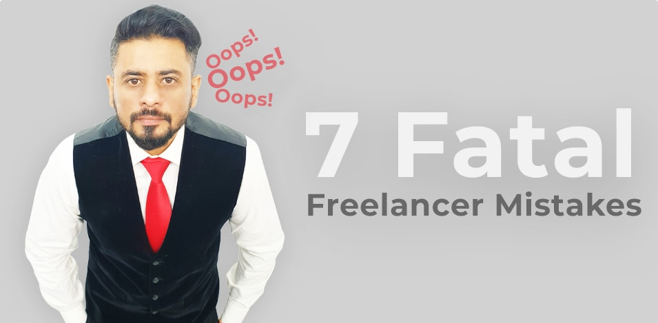7 Matel Freelancer Mistakes - Blog