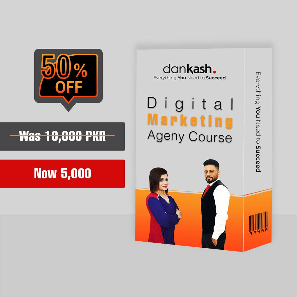 Digital Marketing Agency Course