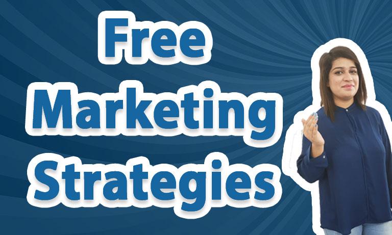 Free-Marketing-Strategies