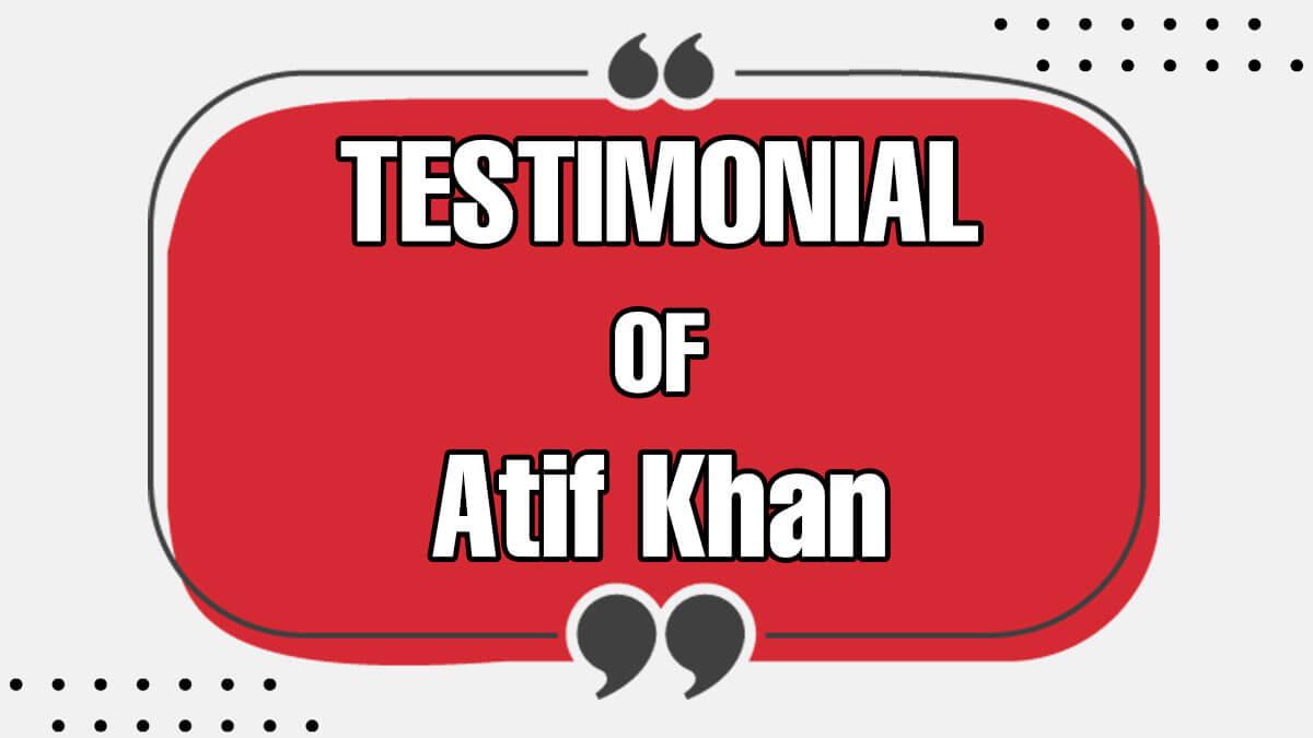 Atif Khan