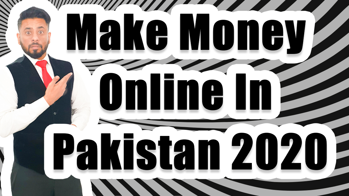 Make money online in pakistan