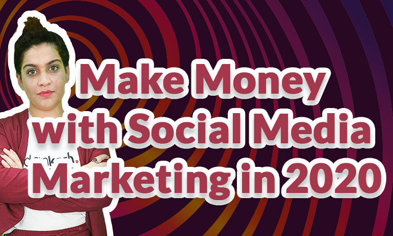 make money with social media marketing