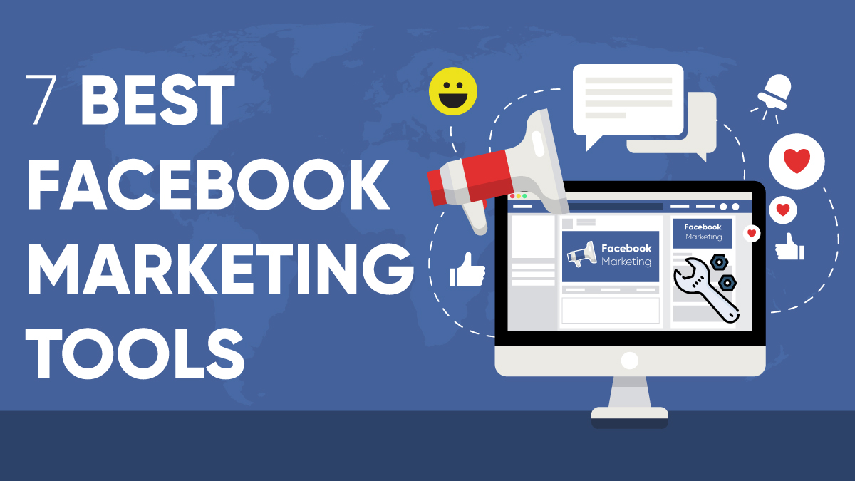 7-BEST facebook marketing tools