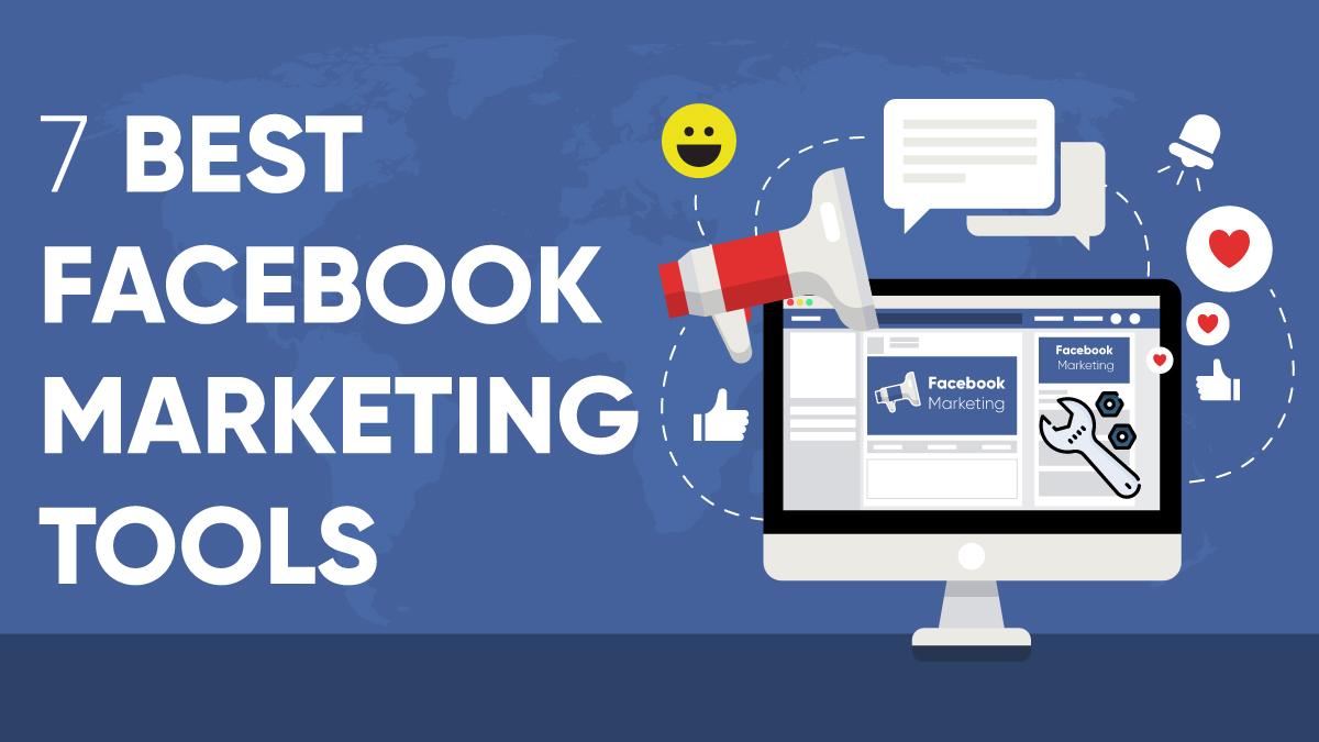 7-BEST facebook marketing tools