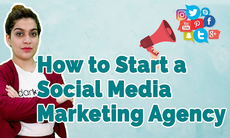 How to Start Social Media Agency