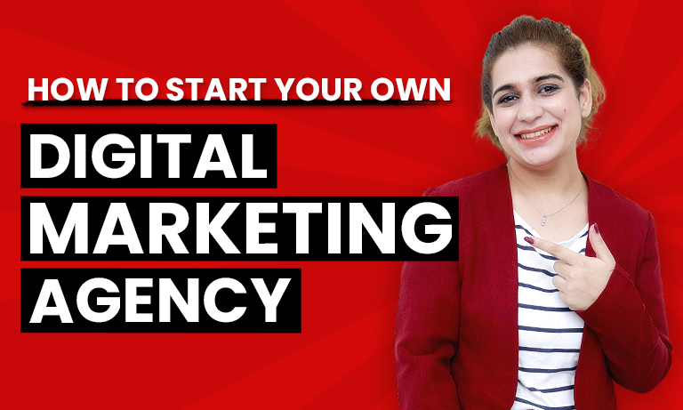 How to start your own digital marketing agency - Live show 2