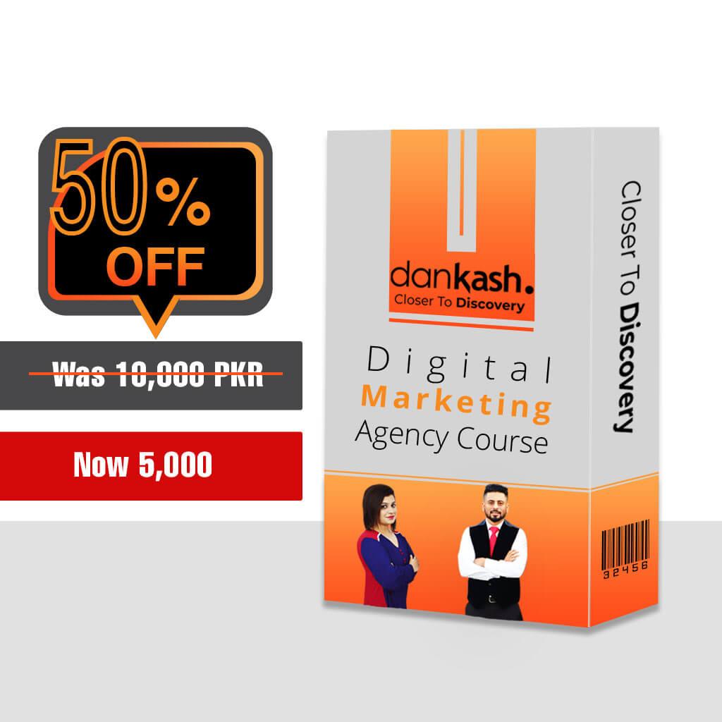 Digital Marketing Agency Course