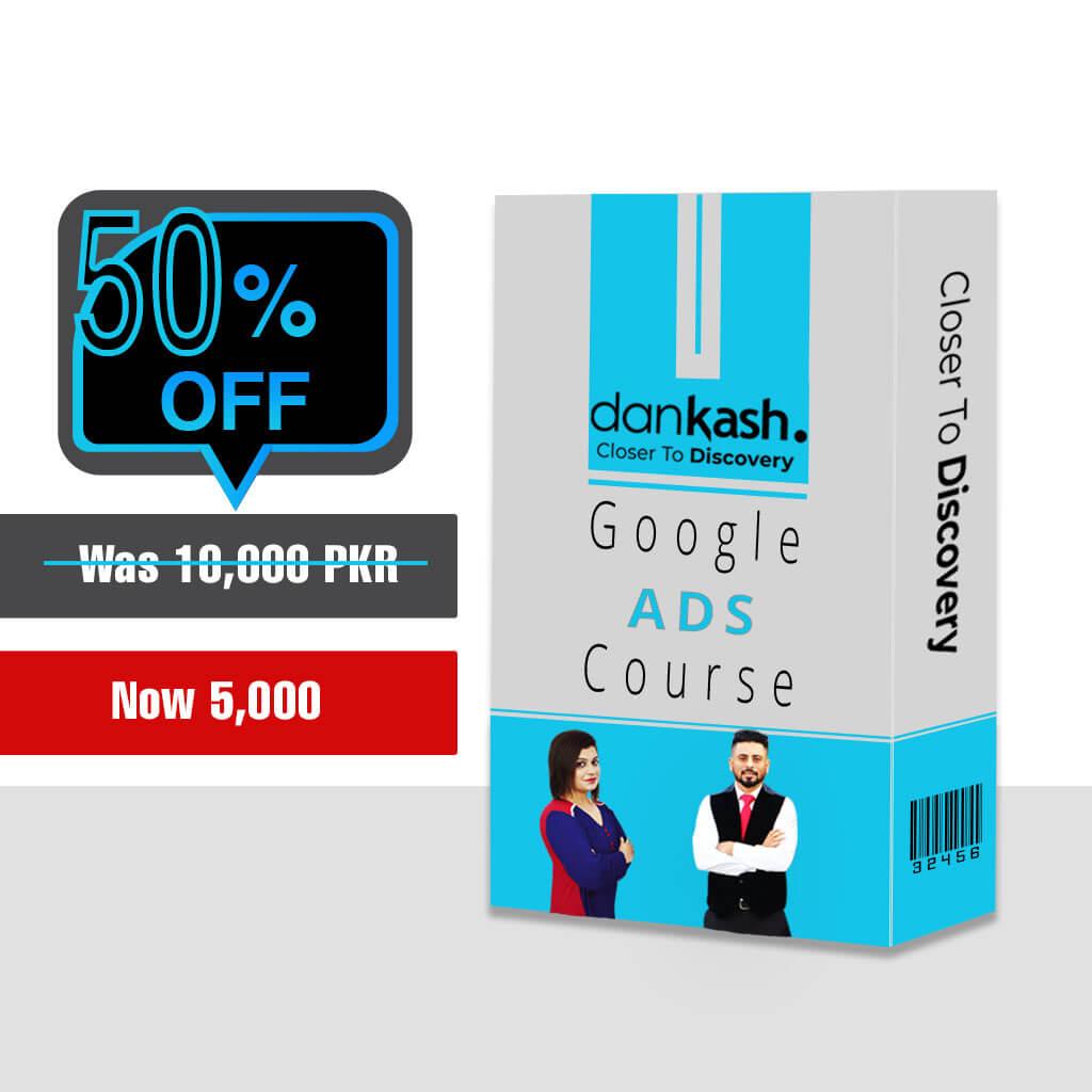 Google Adwords Course