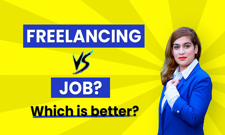 Freelancing vs Job