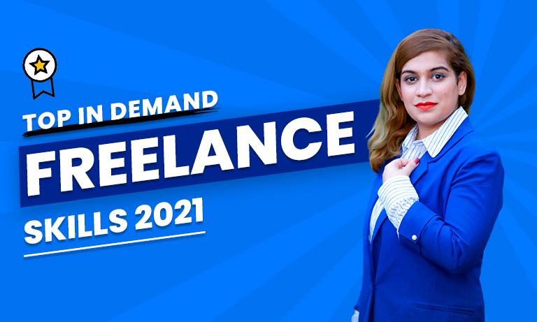 Top in demand freelancing Skills